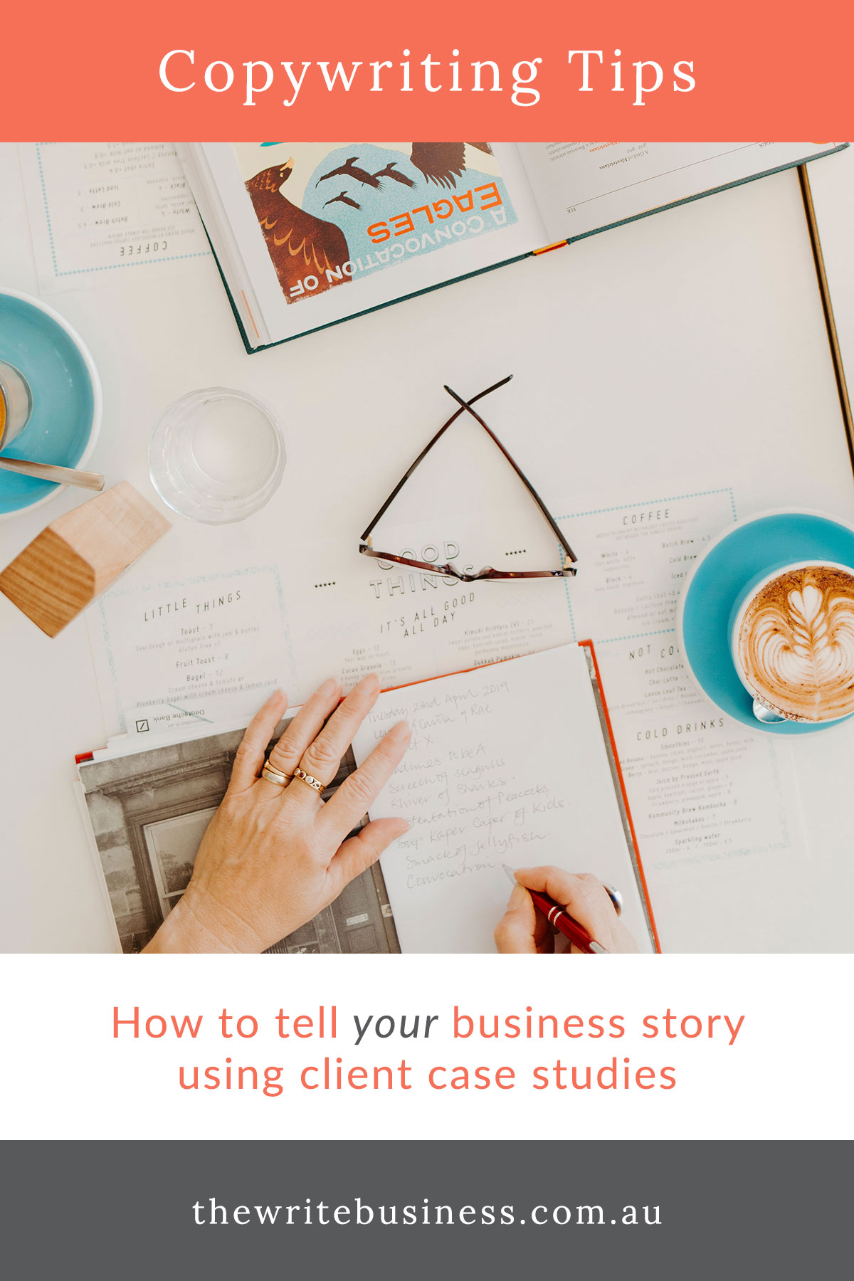 How to tell your business story using client case studies
